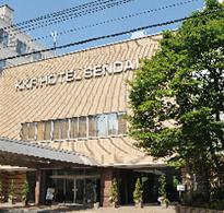 KKR HOTEL SENDA